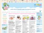 natürliche Pflege und ausgewählte Qualität in Ihrem Babyshop Kindershop - von der Schwanger