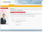 mofa.at im Adomino.com Domainvermarktung Netzwerk