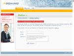 mofas.at im Adomino.com Domainvermarktung Netzwerk