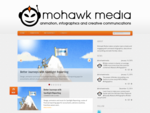 Mohawk Media - animation, infographics and creative communications from Wellington, New Zealand am