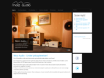 Moiz Audio - Trafomatic Audio, Burson Audio, Heed Audio, JohnBlue Audio, KingRex, Lab12, Musica