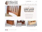 Specialists in custom made solid wood furniture - Molloy Furniture