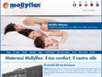 Fabbrica materassi e accessori | Mollyflex S. r. l.