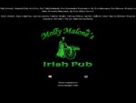 Molly Malone`s Irish Pub Warszawa - Irlandzki Pub, pub Krakowskie Przedmieœcie, pub Warszawa, muz