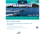Semi-Submersible - Abel Tasman Sea Shuttle – Scenic Cruises Water Taxi NZ