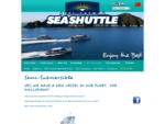 Semi-Submersible - Abel Tasman Sea Shuttle – Scenic Cruises Water Taxi NZ