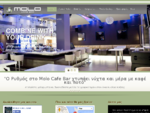 Molo Cafe Bar - Welcome