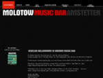 Molotow Music Bar