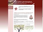Mon arbre généalogique - Faîtes appel à un généalogiste professionnel
