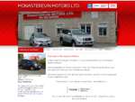 Monasterevin Motors