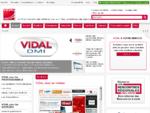 VIDAL | L'information de référence sur les produits de santé