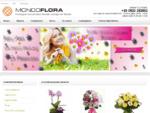 Omaggi floreali, vendita fiori on line, invio di fiori - Mondoflora