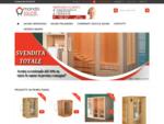 Saune infrarossi - Saune finlandesi - MondoSaune. com