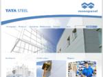 Monopanel bac acier, étanchéité toiture - Fabricant spécialiste du bardage, couverture bac acier,