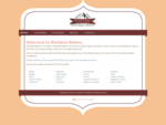 Montana Bakery - Wholesale Bakery and Fundraiser Supplier