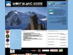 Mont Blanc Guide Edmond Joyeusaz E-Joy Experience