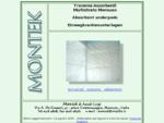 Traverse assorbenti multistrato monouso | Einwegkrankenunterlagen | Absorbent underpads | Montek