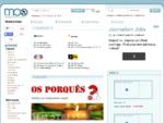 Moo. pt - Notícias, Diário da República, Tempo, Música, Portugal