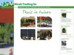Welkom bij Mook Trading bv Nuenen