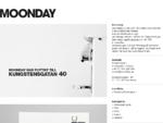 Moonday - grafisk formgivning, design, reklambyrå Stockholm