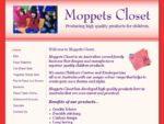 Moppets Closet - Childcare Centre Products - Home
