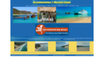 Moreton Island Accommodation Businesses - Queensland, Australia