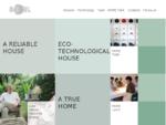 Case in bioedilizia | Case a risparmio energetico | Moretti MORE