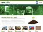 Moretto Demolizioni Pordenone ripristino ambientale, recupero e trattamento rifiuti, bonifiche, ...