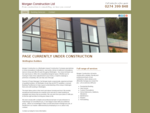 Building contractors Wellington - Morgan Construction Ltd