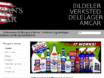 Morgans AmCar - Bildeler Verksted Delelager Amcar - Vestfold