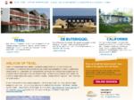 Motel Texel | Resort de Buteriggel | Bungalows en appartementen | Vakantie