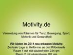 Motivity Vermietung von Räumen in Heilbronn