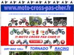 Moto cross pas cher ! Acheter motocross enfant 50cc 125cc pas chere!