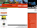 MotoDepot Motorcycle Shop Israel חנות אביזרים, חלקי חילוף אופנועים, קטנועים, טרקטורונים