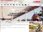 MOTO PERFORMANCES concessionnaire YAMAHA à PONTARLIER (25)