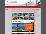 AUTO CHLÁDEK s. r. o. - motocykly Kymco, elektrokola KTM a Agogs, motopříslušenství, servis mo