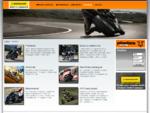 Dunlop padangos motociklams, keturračiams, motoroleriams - Pladas racing