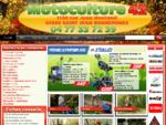 Motoculture 42 vente et réparation de matériel d'espaces verts Loire