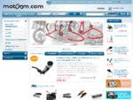Vendita accessori moto, scooter e abbigliamento - MotoGM