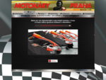 Motokaacute;ry PRAHA GO-KART, Prague karting Arena