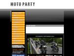 Motosraz 2014 Motoparty DŘEVĚNICE u Jičína - motocykl, motorky, motorkáři