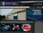 Motordrome TDM - Spoilers | Body Kit | Αεροτομές | Φρυδάκια