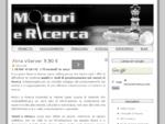 Motori e Ricerca | Posizionamento nei motori di ricerca analisi, studi e risorse