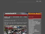 Motoriusati. it Motori Usati e Nuovi - HOME PAGE