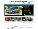 Motorkompaniet AB - Din bilhandlare i Katrineholm