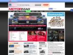 Novità Auto, Moto e Motorsport - Motormag, info sul Mondo dei Motori