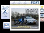 Motorrijschool Post - motorrijlessen autorijlessen - Dordrecht, Zuid-Holland