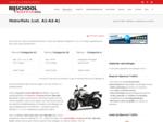 Motorfiets (cat. A1-A2-A) | Rijschool Traffix