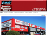 Car repairs Coopers Plains - Motson's Tony Suspension Service will get you back on the road!