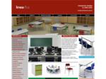 Móveis Escolares – Móveis para Escola – Fábrica de Móveis Escolares – Linearica